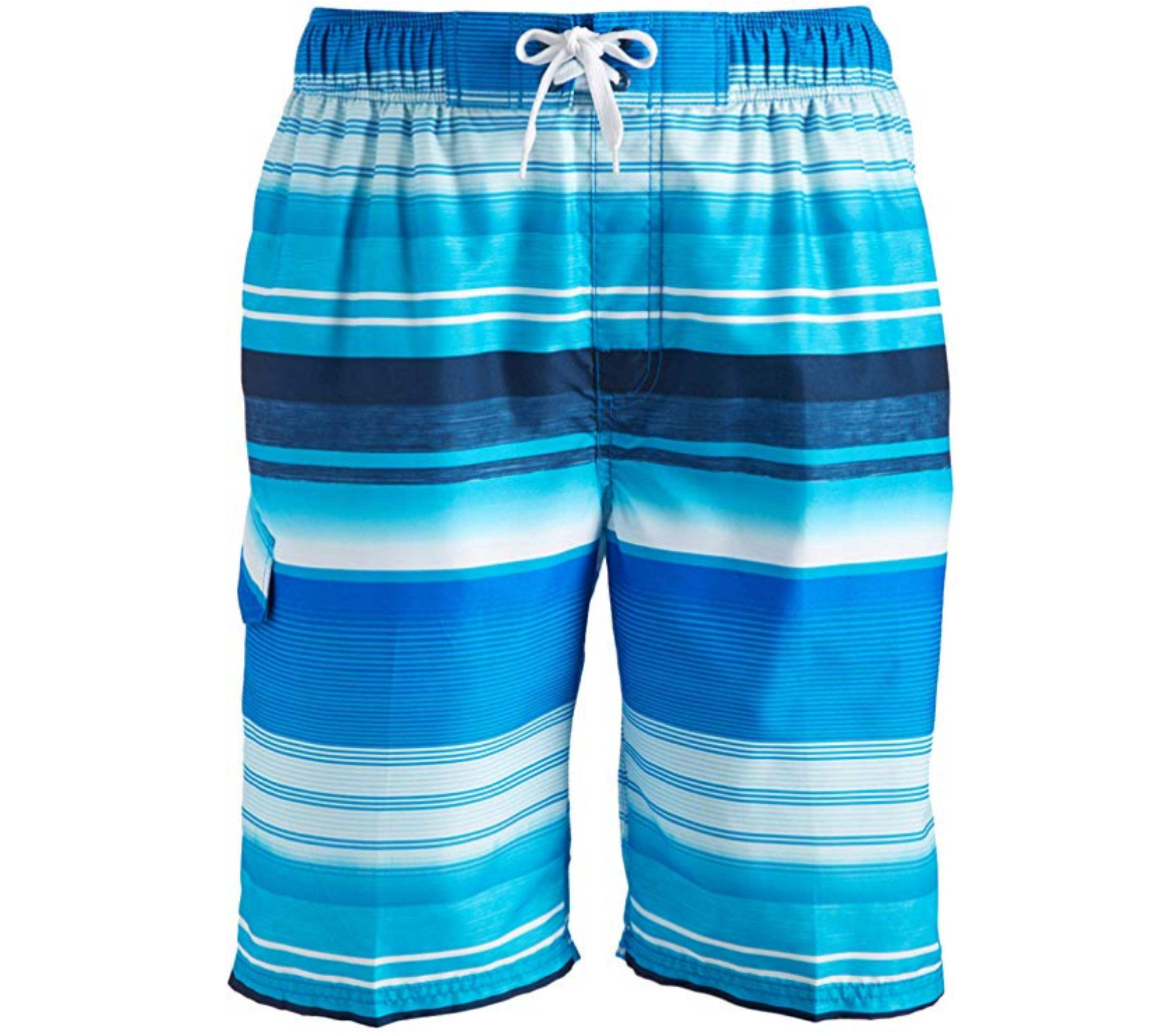 Men's Quick Dry Trunk Beach Board Short