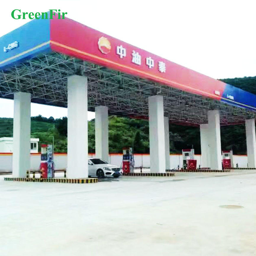 Hot sale daughter natural gas LNG/CNG/L-CNG gas movable filling station