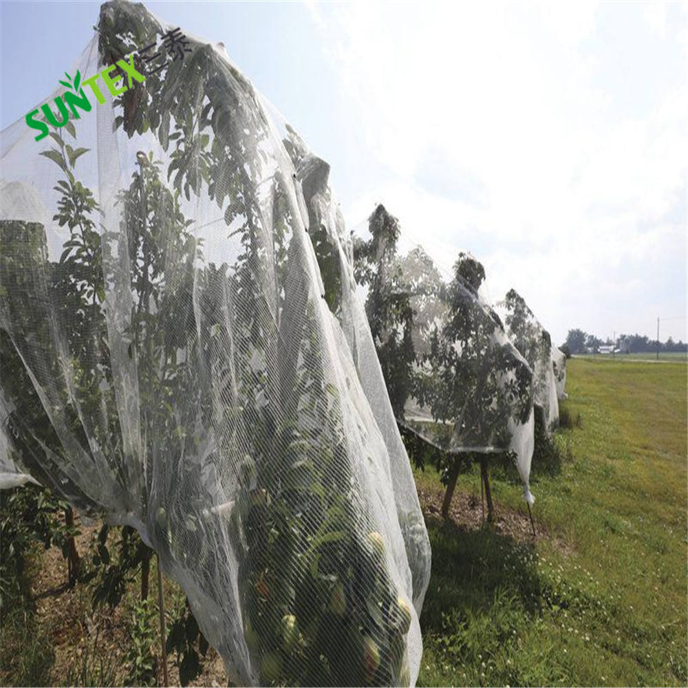 anti insect netting manufacturers supply for nursery fruit tree fly netting best quality fruit tree covers
