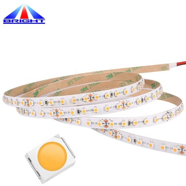Top quality led strip light 120ledm Red ice blue orange cyan pink purple 3528 led tape light
