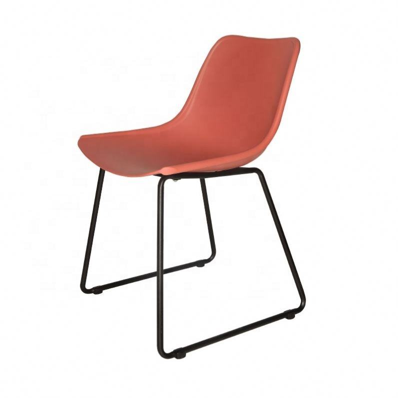 Wholesale high quality office furniture plastic seat training chairs modern design meeting room stacking plastic chair