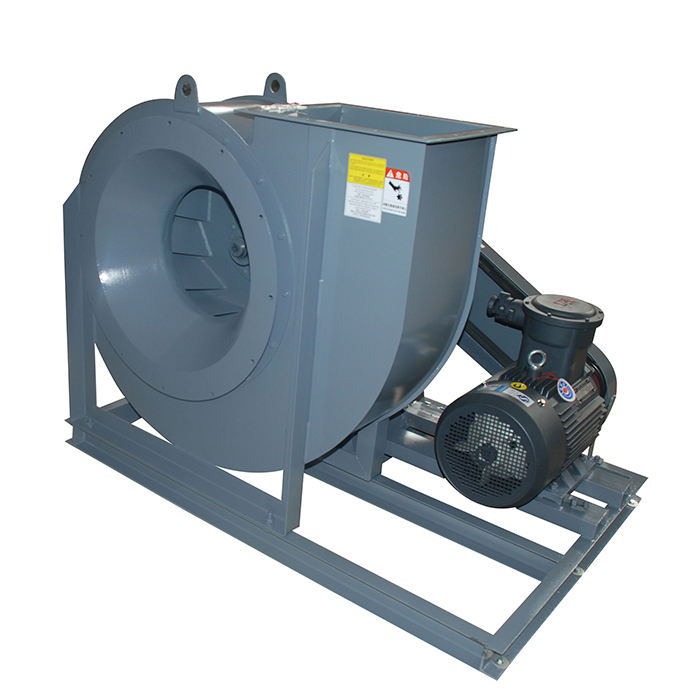 Small ac 220v belt driven forward centrifugal extractor industrial induced draft fan 2.2kw air