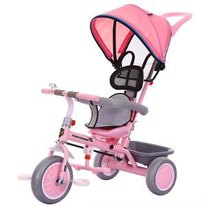 convenient baby tricycle 2019 hot models and made in china baby tricycle