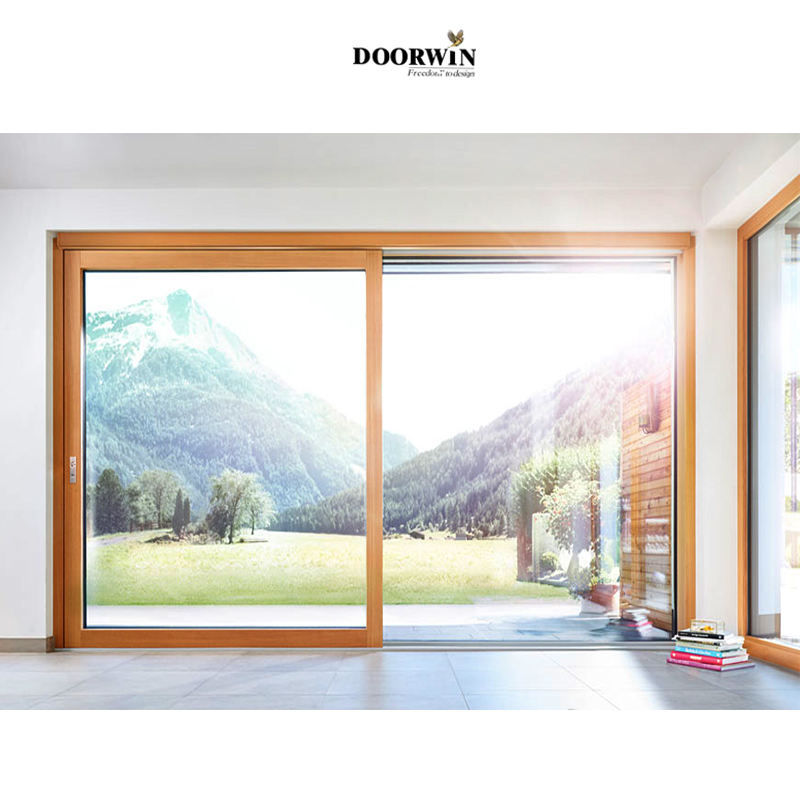 10% discount factory direct supplied top quality tilt and slide doors the best sliding patio waterproof windproof door