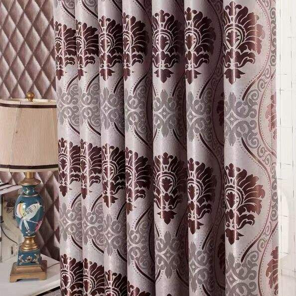 Original manual curtain Jacquard curtain for house hotel office