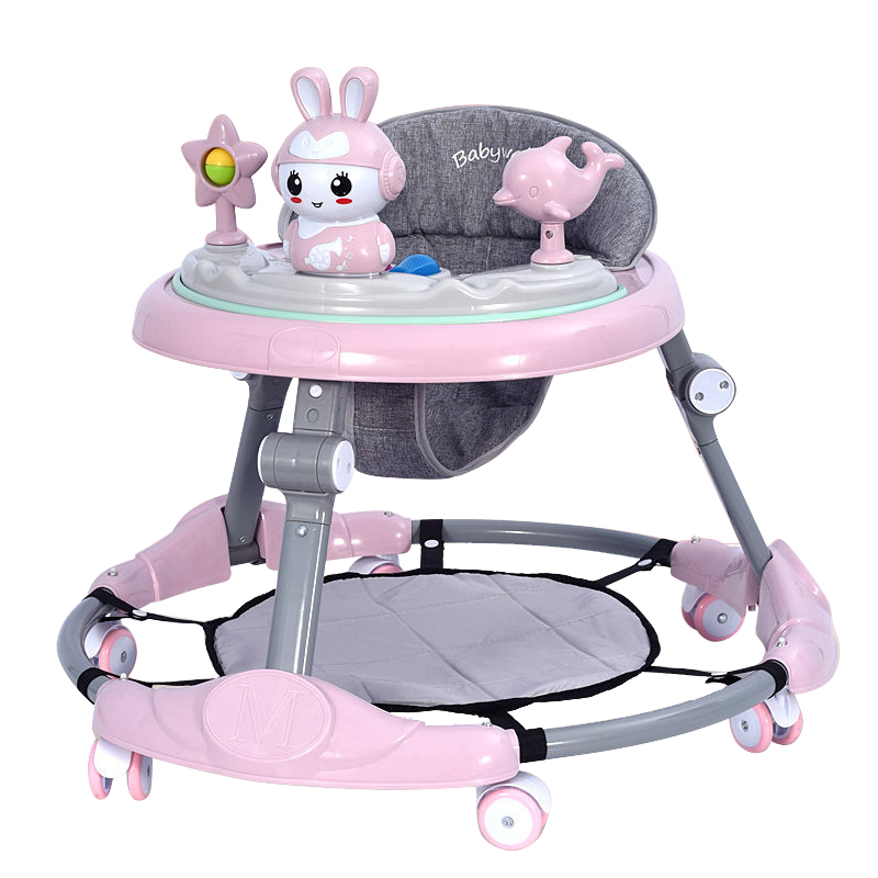 multifunctional baby walker wholesale with music/swivel wheels baby walker for tall baby/baby walker wheels