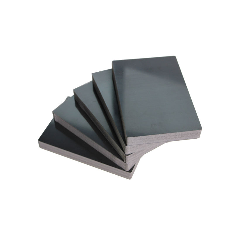 Foam Board Manufacturers Glossy Surface Waterproof Partition Black Pvc Foam Board