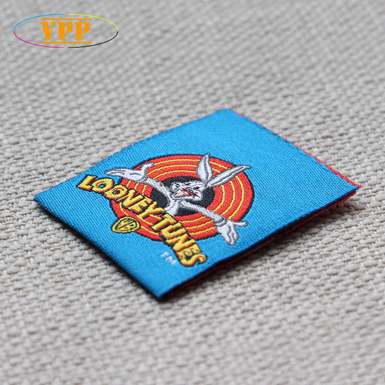 Custom Clothing Labels Fabric Woven Labels Sew on Labels Garment Tags Excellent Quality Free Design.