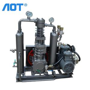ZW-0.22/2.5-40 Air cooling mix gas compressor used compressors portable compressor for sale