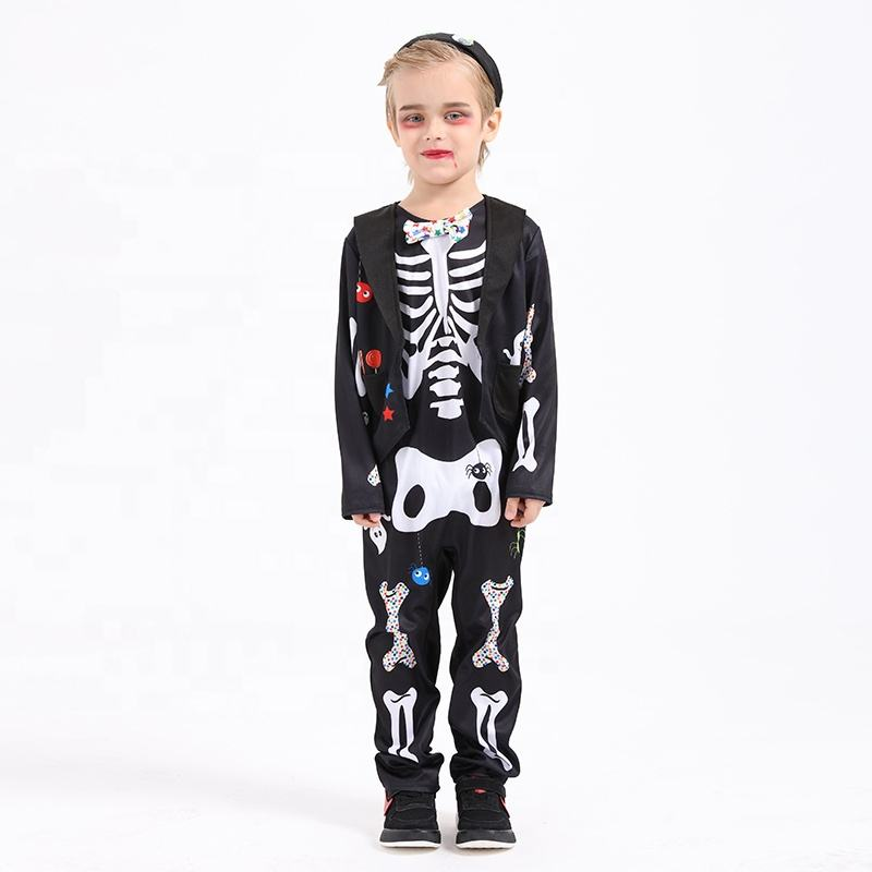 New designs costumes halloween scary costume halloween costume for kids