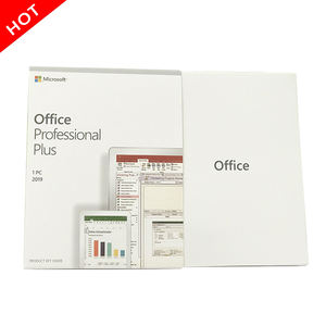 Office 2019 professional plus pro plus USB full package and keycard USB installation