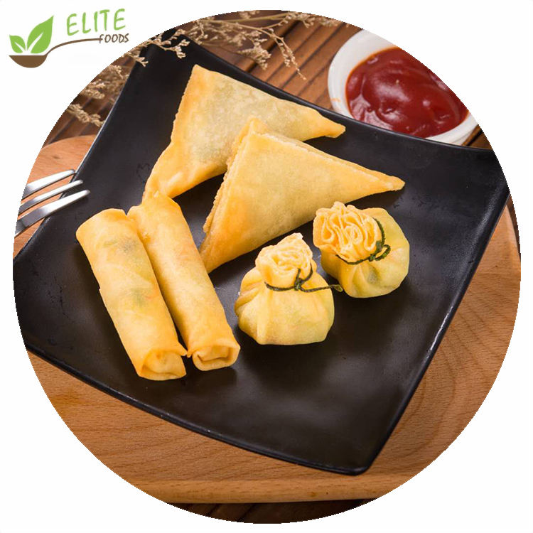 Wholesale Frozen Samosa Exporters, Suppliers Iqf Frozen Samosa Price With Good Quality
