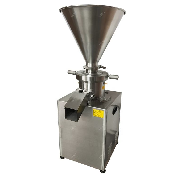 Food Grade Stainless Steel Grinder Colloid Milling