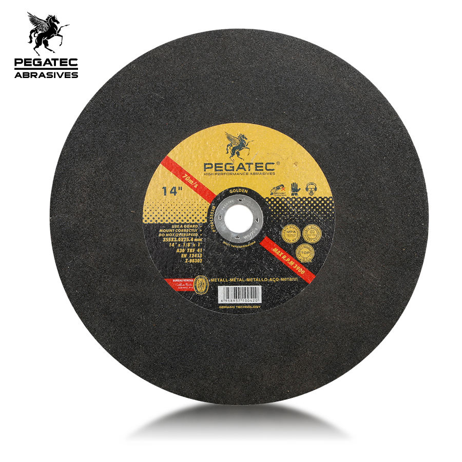 12 inch 14inch 16inch high quality cutting disc / cutting wheel for Metal and Stainless steel