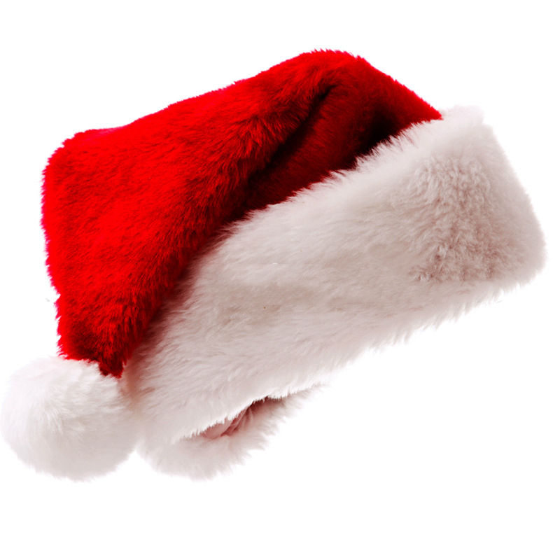 Sun tree cheap wholesale high quality Christmas decoration Santa hat