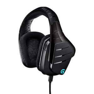 Logitech G633 Artemis Spectrum RGB 7.1 Surround Gaming Headphones Collapsible Noise Reduction Headset