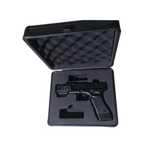 Factory Custom Aluminum Gun Case Chinese Manufacturer Hard Gun Protector Cases