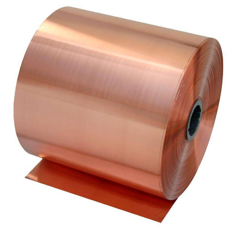 Astm C10100 C11000 4Mm Thick 99.9% Pure Copper Sheet Scrap