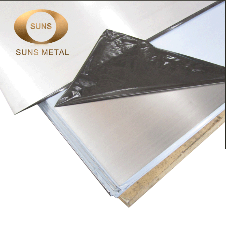 AISI 201 304 316 316l 430 2B BA Stainless Steel Sheet and Plate Manufacturer Price Per Kg