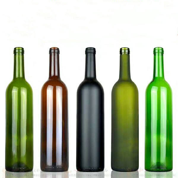 Factory Supplier Hot Sale Premium Glass Wine Bottle
