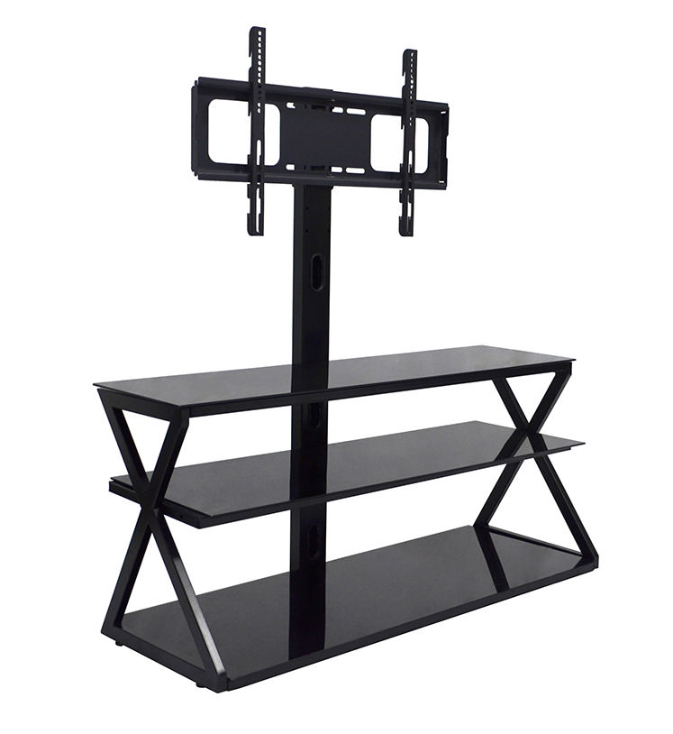 Free Sample High quality living room full motion 360 degree TV wall mount bracket stand MST3001