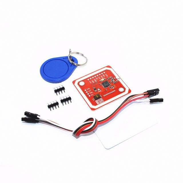 A11-- PN532 NFC RFID module V3, NFC with Android phone extension of RFID provide Schematic and library