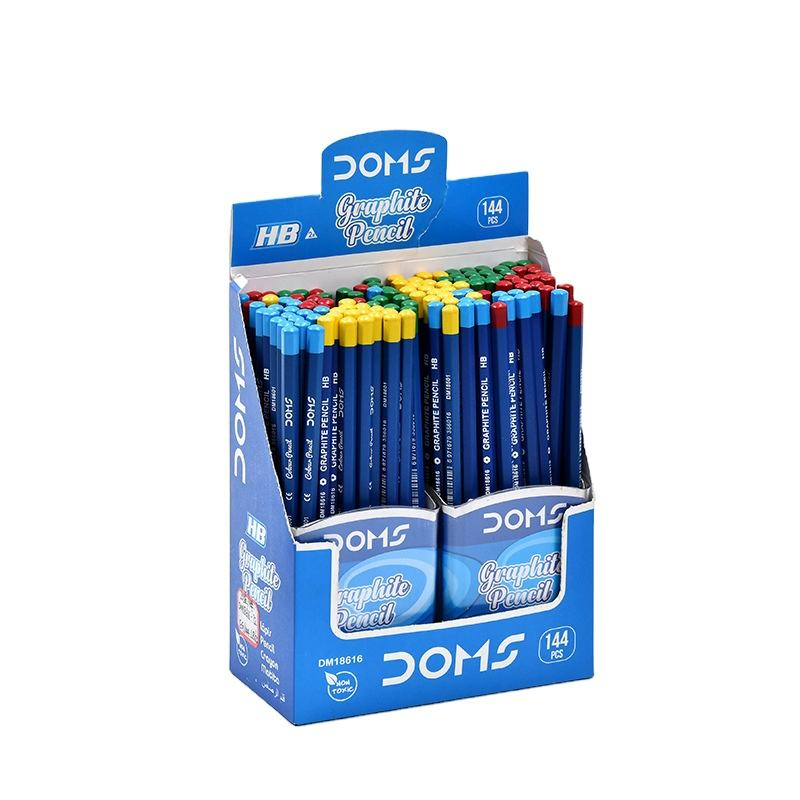 DOMS Pencils 160 boxes of the best pencil stationery writing pens