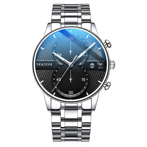 Classic Men Luxury Brand Watches men watch fossil Stainless Steel Minimalist Male Waterproof Quartz Men Wrist Watch