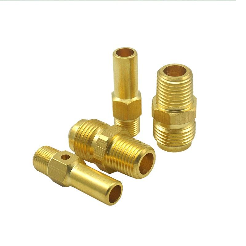 Gas fitting tools carbon steel pipe fittings black steel nipples galvanized long nipples brass gas fittings