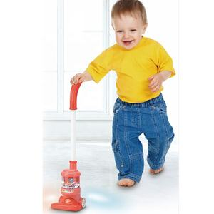 Pretend play house series electric baby vacuum cleaner toy