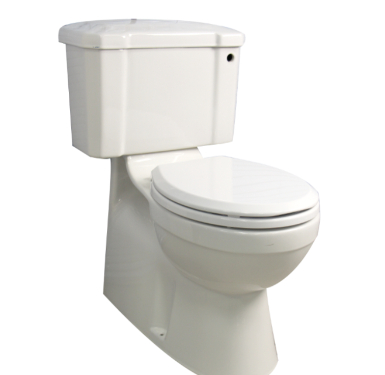 American Type solf Close Quick Install PP Toilet Seat Cover