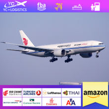 Cheapest air freight air cargo best service shipping rates from china to usa