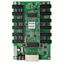Hot Sales 12 PIN HUB75 Connectors 256x226 Pixels controlling Nova-star MRV336 LED Display Receiving card