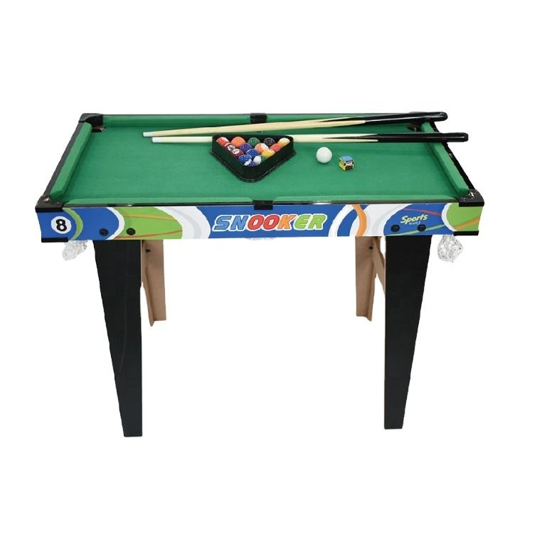 Billiard table Game Wooden high quality kids snooker pool table mini billiard table