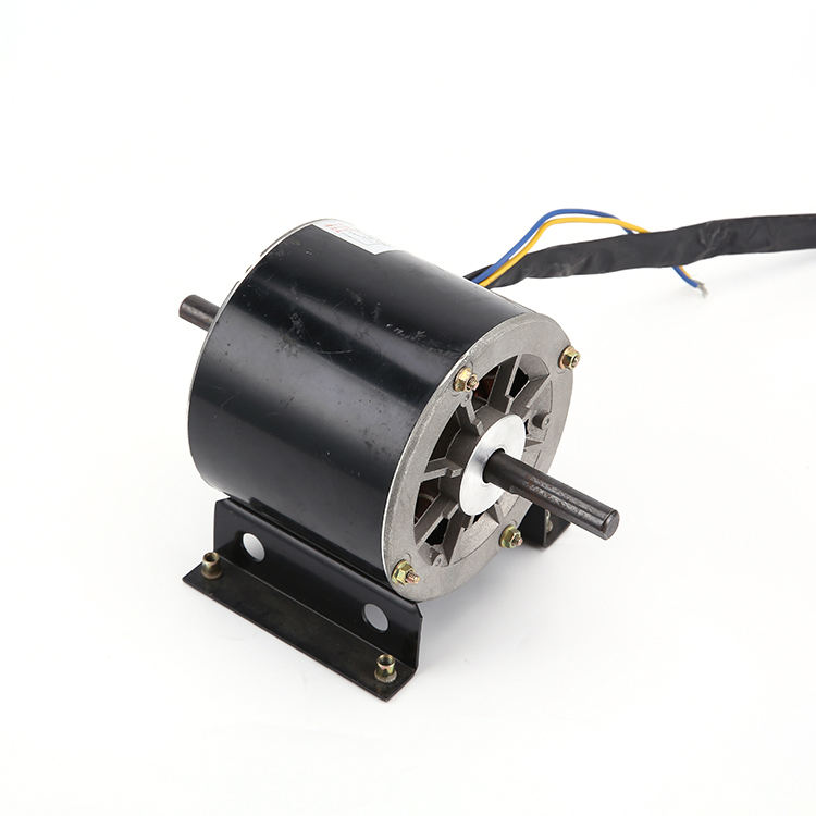 Harga Murah 100-240V Ac Motor <span class=keywords><strong>Listrik</strong></span> Double Shaft Cross Flow Air Curtain Motor