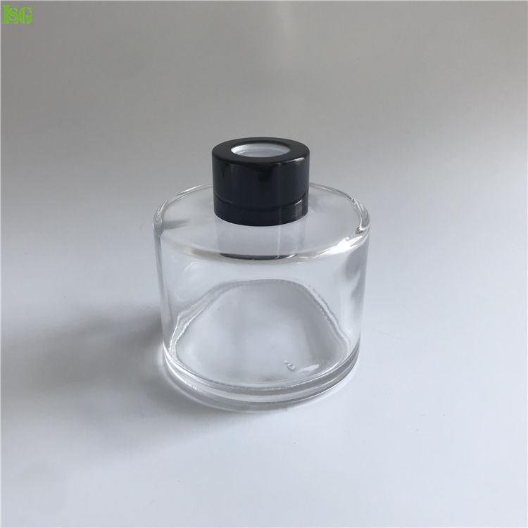 50ml 80ml 100ml 150m 200ml Premium Aroma Reed Diffuser Glass Essential Oil Aromatherapy Bottle