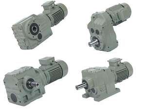 S Series Helical Gearbox/Gearbox Geared Motor