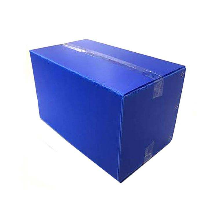 Wholesale Plastic Crates Stackable Turnover Box With Lid