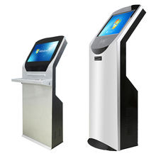 retail store shopping mall print machine advertising touch lcd screen kiosk digital printer
