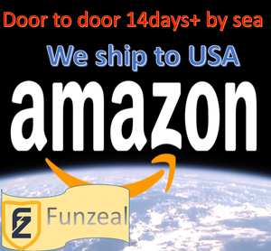 fast sea shipping amazon fba logistics ddp service from china to usa dfw6