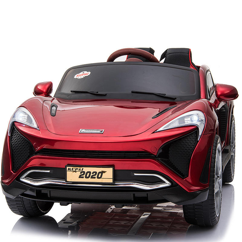 2020 Popular New Product Toys For Kids Electric Car Kids Early Education Dual - Drive Remote Control Ride On Car