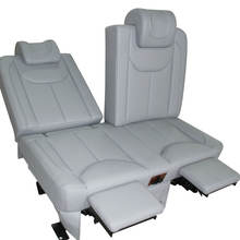 SUV leather car seat for rear