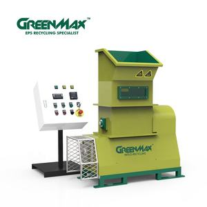 GREENMAX M-C50 plastic recycling equipment for polystyrene recycling