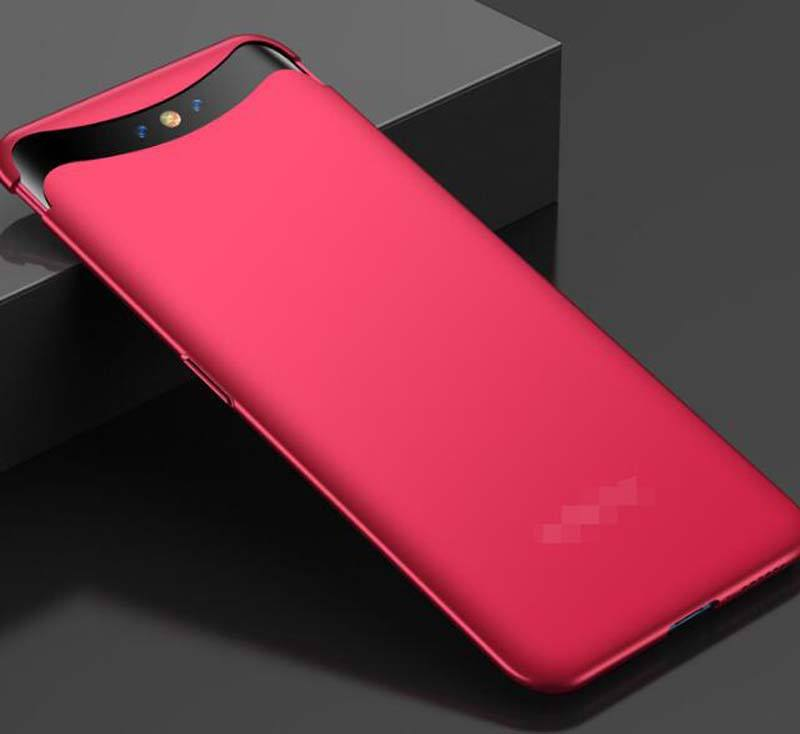 cover for OPPO Find X FINDX phone case 360 full back cover luxury case ultra-thin case for OPPO find X Casing