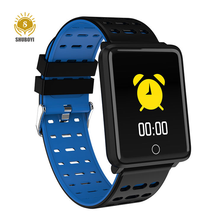 Fashion Design Pols <span class=keywords><strong>Band</strong></span> Horloge Fitness Tracker Full Touch Screen F3 Smart Horloge Bloeddrukmeter F3 Oem <span class=keywords><strong>Orde</strong></span>