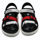 Sandals 2020 Summer Custom Flat Black Sandals For Men