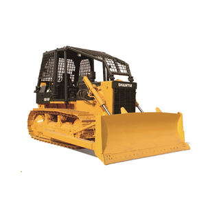 17 toneladas 160 HP China Shantui gran Bulldozer SD16F