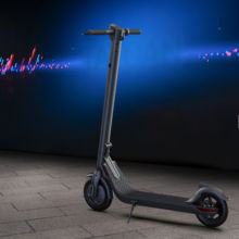 Europe and USA warehouse electric scooter hot sale and good quality with APP electric scooter 350W long range electric scooter