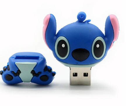 Echt Cartoon Lilo & Stitch <span class=keywords><strong>Usb</strong></span> Flash <span class=keywords><strong>Drive</strong></span> 4Gb 8Gb 16Gb 32Gb U Schijf Leuke Duim memory Stick 64Gb Pen <span class=keywords><strong>Drive</strong></span> <span class=keywords><strong>Usb</strong></span> Flash