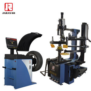 Yingkou Jaray china automatic high quality tire changer and balancer combo